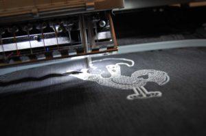 Znakowanie fartucha kuchennego