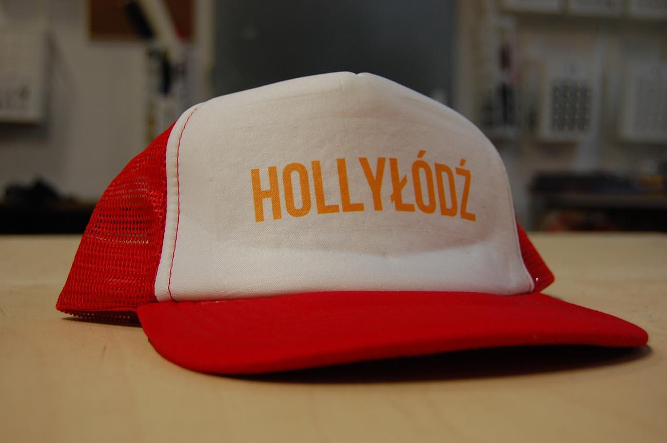 Sublimacja na czapce tirówce